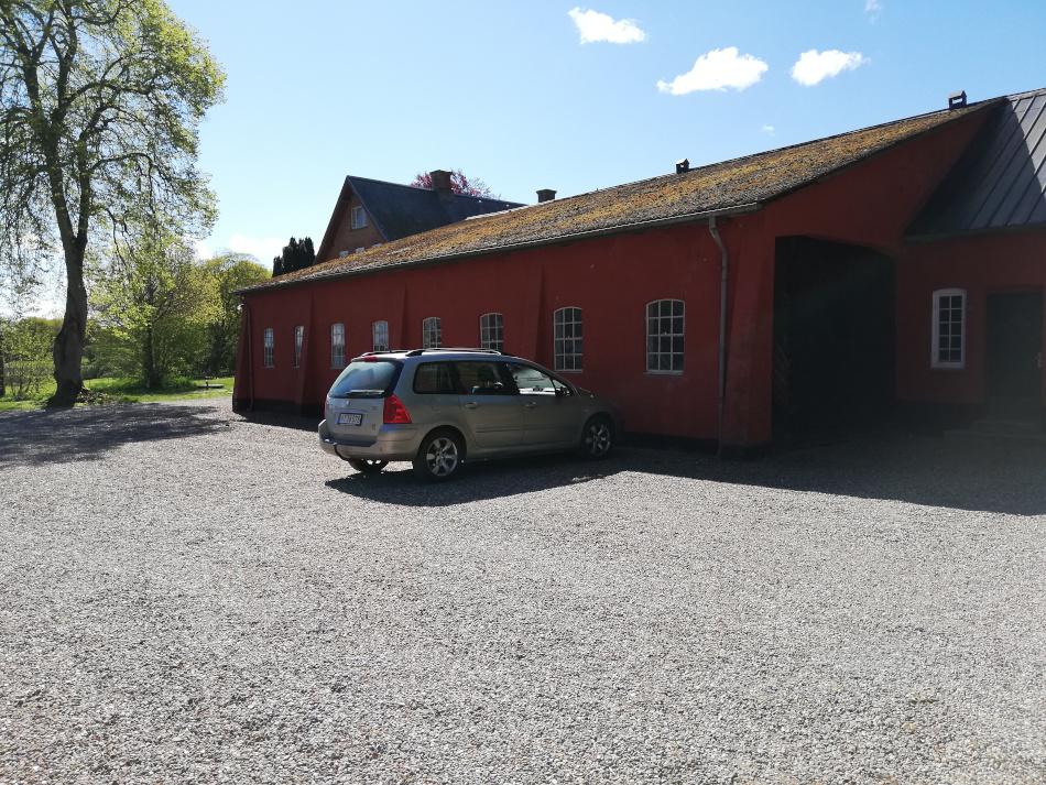 Klostermølle parkering