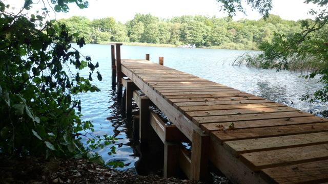 Nye broer ved Gudensø